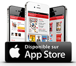 Disponible sup App Store