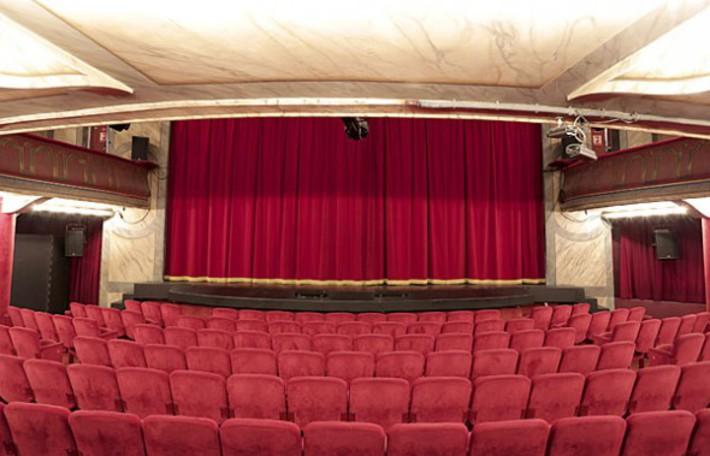 salle theatre gaite montparnasse