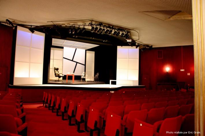 salle theatre paris