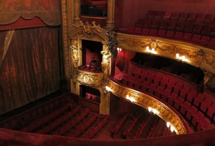 salle theatre de la renaissance