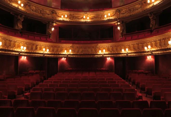 Th tre de la renaissance paris programmation et - Plan salle theatre porte saint martin ...
