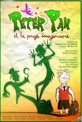 Spectacle Peter Pan et le pays imaginaire