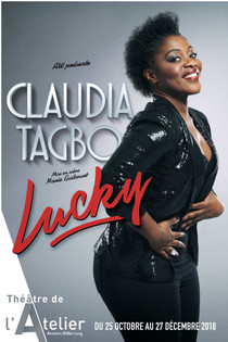 LUCKY -Claudia TAGBO