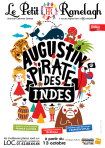 Augustin, Pirate des Indes