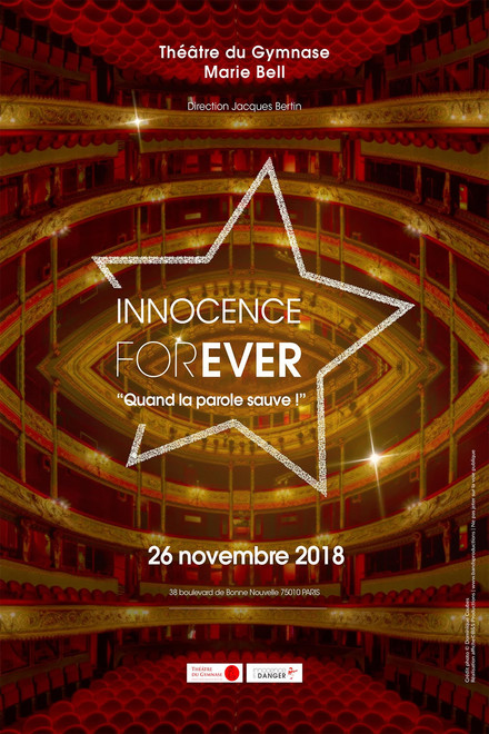 Innocence For Ever au Théâtre du Gymnase
