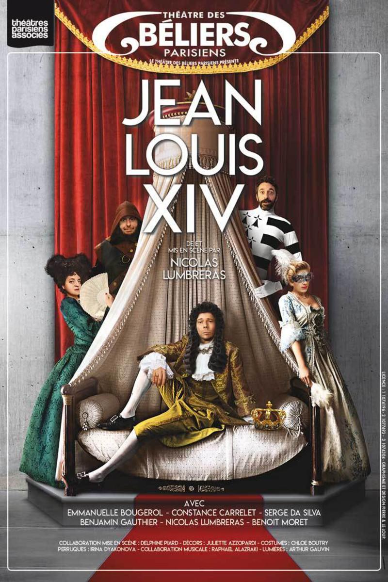 Jean Louis XIV - Théâtre des Béliers -, Jean Louis XIV – Théâtre des Béliers