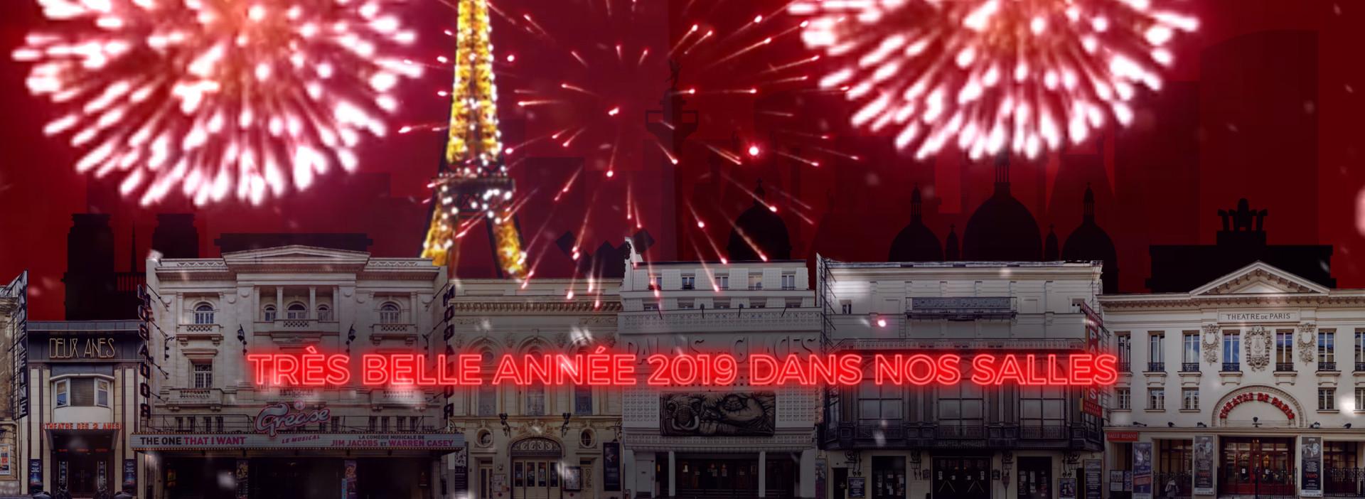 Theatres Et Spectacles A Paris Pieces Programmation Reservation