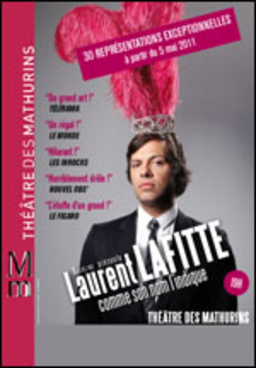 Laurent Lafitte -
