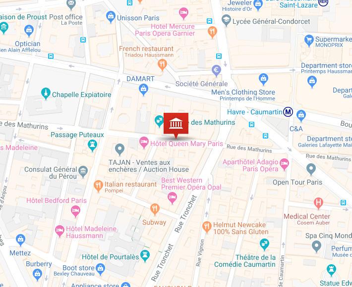 Calendrier Garde Classique 2019 Zone B.Theatre Des Mathurins Grande Salle A Paris Programmation