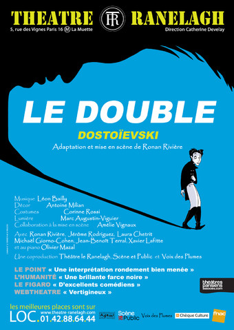 Spectacle Le Double