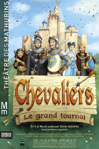 Spectacle CHEVALIERS, Le Grand Tournoi