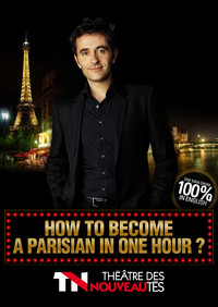 Olivier Giraud - How to become a parisian in one hour?