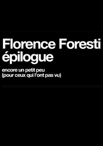 Florence Foresti épilogue