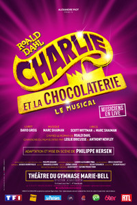 Charlie et la chocolaterie Le Musical