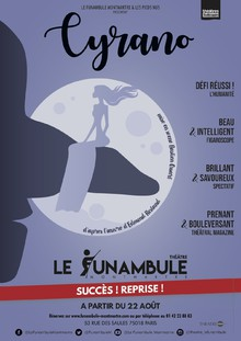 Spectacle Cyrano