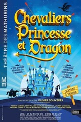 CHEVALIERS, princesses et dragons