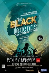 The black legends, Théâtre des Folies Bergère