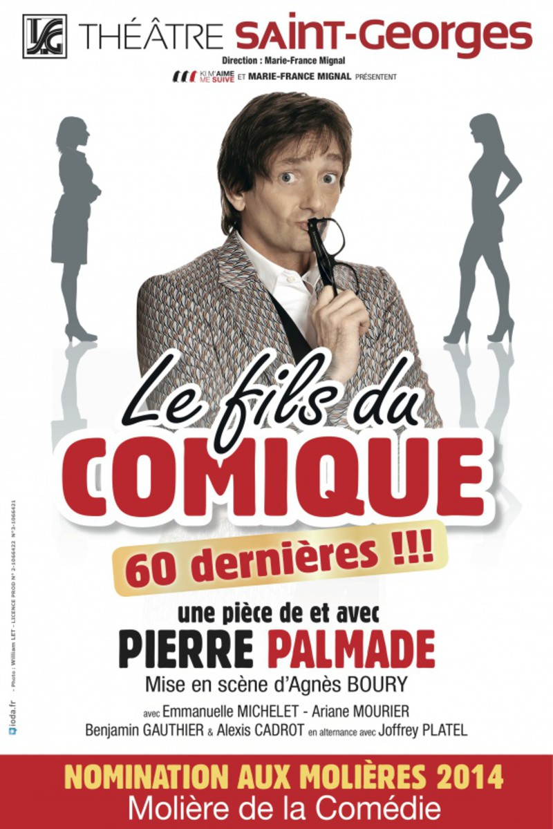 COMIQUE PIERRE LE PALMADE TÉLÉCHARGER