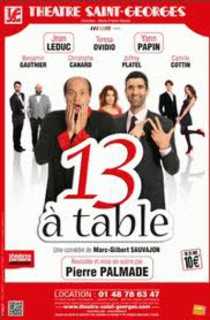 13 à table, Théâtre Saint-Georges