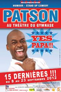 Yes we can Papa !!!, Théâtre du Gymnase Marie Bell
