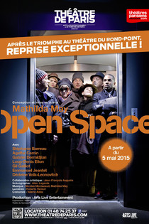 Open Space, Théâtre de Paris