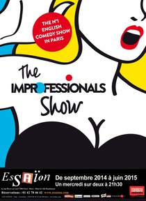The Improfessionnals Show, Théâtre Essaïon