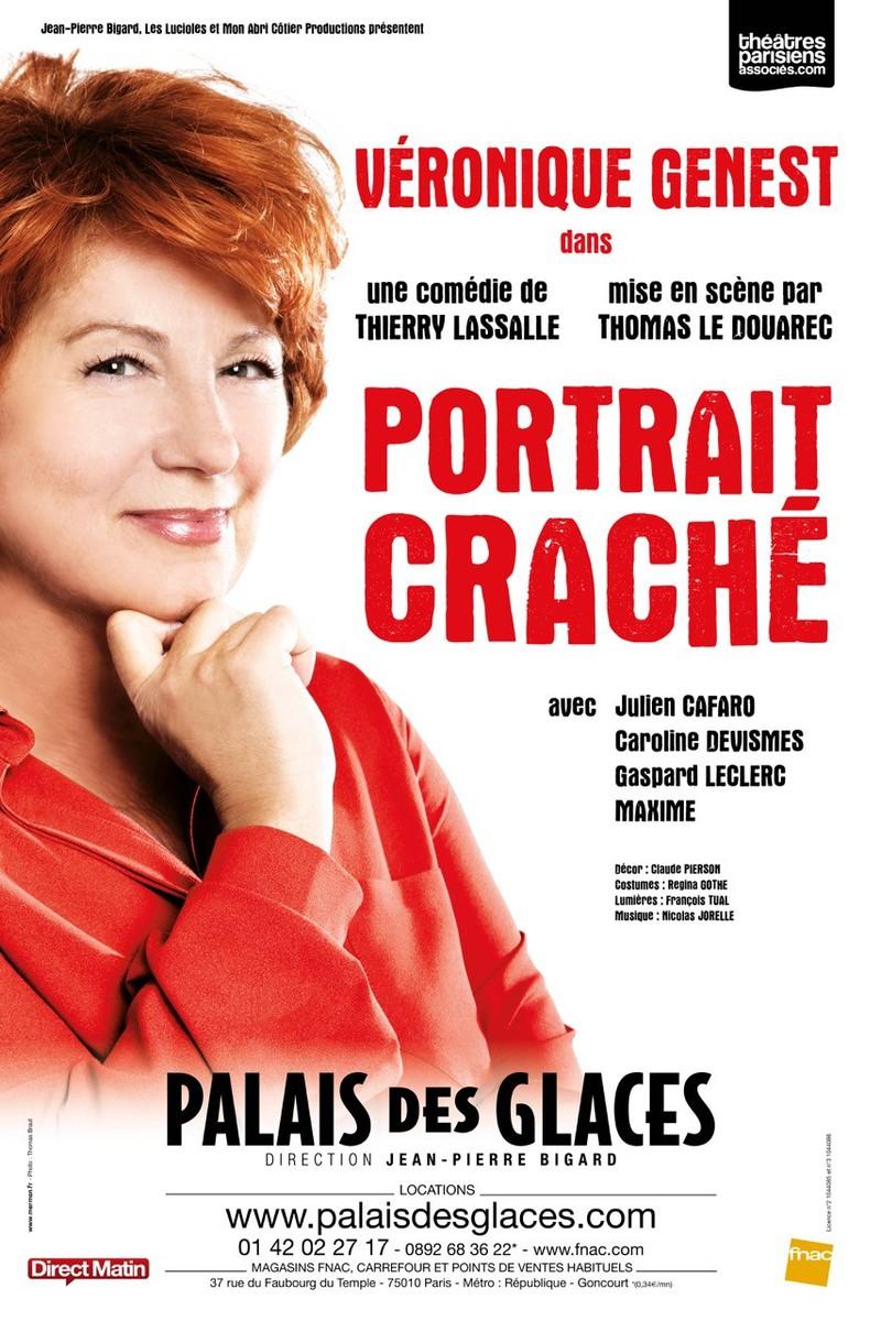 Portrait Craché au Palais des Glaces - Archive 29.01.2016