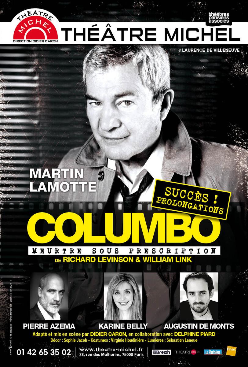 Columbo, Meurtre sous prescription - Pièce de théâtre 0x1200x7898-or
