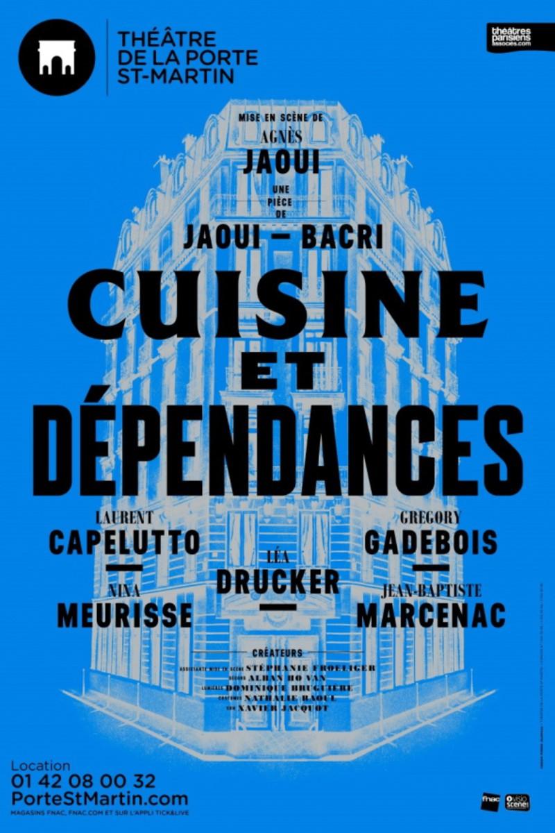 Et Dépendances Au Théâtre De La Porte SaintMartin - Cuisines et dependances
